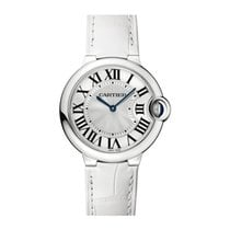 Cartier Ballon Bleu Quartz Ladies Watch Ref W6920087