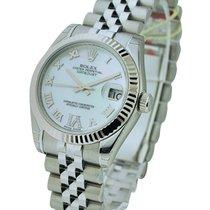 Rolex Unworn 178274 Mid Size Datejust with Jubilee Bracelet -...