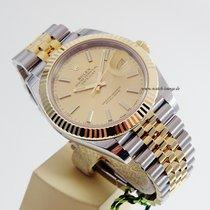Rolex Datejust 41 champagner Index unworn LC 100