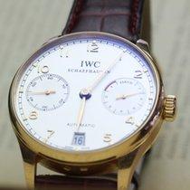 IWC Portugieser 7 days Ref. IW500101
