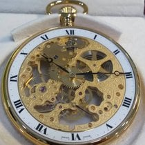 Aerowatch Skeletonized Movement Hand-Decorated Bridgework