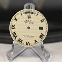 Rolex Pyramide-Zifferblatt für die Gelbgold Oysterquartz Day-Date