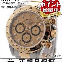 ロレックス (Rolex)  【ロレックス】コスモグラフ デイトナ 16523G メンズ 腕時計SS×K18YG コンビ 自...
