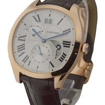 Cartier WGNM0005 Drive de Cartier 40mm Automatic in Rose Gold...