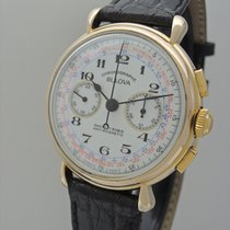 Bulova Chronographe Vintage Lemania 872