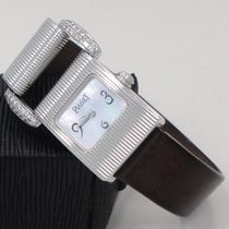 Piaget Miss Protocole Ladies 18k White Gold Mop Dial Factory...