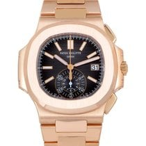 Patek Philippe Rose Gold Men's Nautilus 5980/1R-001