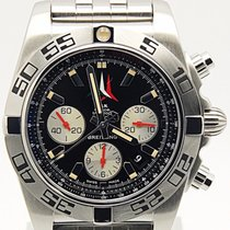 Breitling Chronomat B01 Limited Edition Tri-color Ab0110 Under...