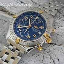 Breitling Chronomat mit Pilotband (Box & Papiere - 2004)