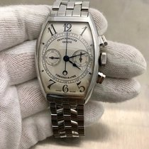 Franck Muller 5850cc Stainless Steel Unisex Watch Pre Owned
