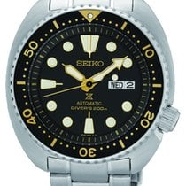 Seiko Turtle Herrenuhr Prospex Automatik Diver, SRP775K1