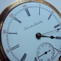Hamilton Pocket watch - Hamilton Watch Co. USA - 1902....