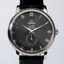 Omega De Ville Prestige Co-Axial Small Seconds Full Service 2017