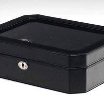 Rothenschild Uhrenbox RS-1146-BL-BV für 10 Uhren schwarz