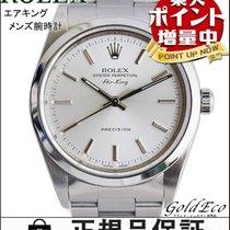 ロレックス (Rolex) 【ロレックス】エアキング メンズ腕時計 14000M自動巻き プレシジョン Air...