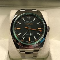 Rolex 116400 GV MIlgauss Men's watch 2013