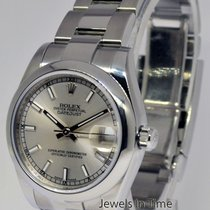Rolex Datejust 31 Steel Silver Dial Automatic Midsize Ladies...