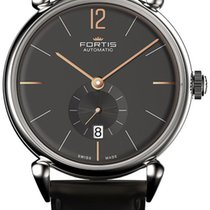 Fortis Terrestis Orchestra P.M. Automatic Steel Mens Strap...