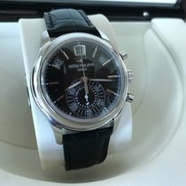 パテック・フィリップ (Patek Philippe) 5960P-016 (Black Dial) Annual...