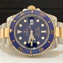 Rolex Submariner Ouro & Aço Ceramica Impecável