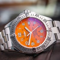 Breitling Superocean Orange
