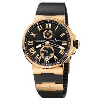 Ulysse Nardin Marine Chronometer Manufacture - 45 mm