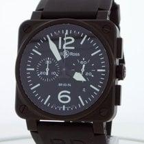 Bell & Ross Aviation Black Dial Chronograph