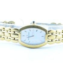 Maurice Lacroix Calypso Damen Uhr Stahl Vergol Quartz 25mm...