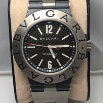 Bulgari Diagono Automatic Titanium Chronograph 44mm