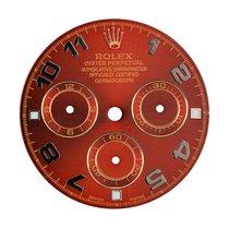 Rolex Daytona Red/Black Arabic Numeral Custom Dial