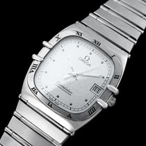 Omega Constellation Chronometer Mens Bracelet Watch, Quartz,...