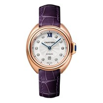 Cartier Cle  Ladies Watch Ref WJCL0031