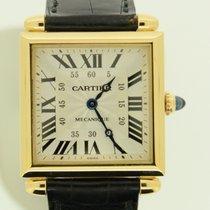 Cartier Tank Carre  Obus