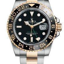 Rolex GMT-Master II Bi-Color Black