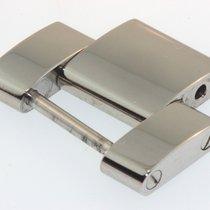 Breitling Super Avenger A13371 168a Glied Link Stahl Poliert I046