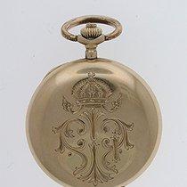 Fr Baumann Wien full hunter FOB pocket watch 1880