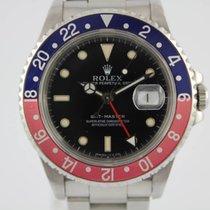 Rolex GMT-Master 16700 Pink Bezel #K2899 unpolished Full Set