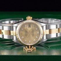Rolex Datejust Lady 26mm Stahl/Gold aus 2000 Ref. 79173