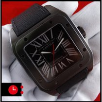 Cartier Santos 100 Carbon [NEW]