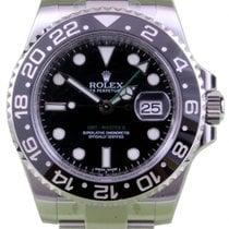 ロレックス (Rolex) GMT-Master II 116710 Ceramic 116710LN 40mm Black...
