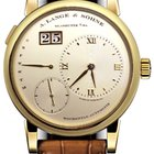 A. Lange & Söhne Lange 1 Daymaticn Yellow Gold Watch