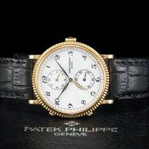 Patek Philippe TRAVEL TIME GMT Gelbgold/18kt.  NEUE  Revision ...