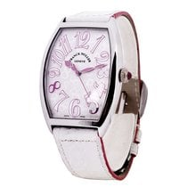 Franck Muller Pink Orchid limited edition