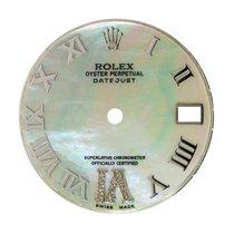 Rolex DateJust 31mm Mother of Pearl/Roman Numerals Custom Dial