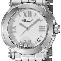 Chopard Happy Sport Round Quartz 36mm 278477-3013
