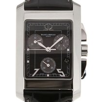Baume & Mercier Hampton 45 Chronograph Leather