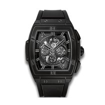 Hublot Spirit of Big Bang All Black 51mm Automatic Ceramic...