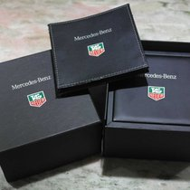 TAG Heuer vintage watch box for srl model and leather wallet