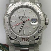 勞力士 (Rolex) 16622 Yacht Master Platinum Bezel Platinum Dial G...
