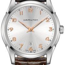 Hamilton Jazzmaster Thinline Herrenuhr H38511513